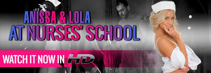 Shop now, Anissa & Lola At Nurses School  at .!