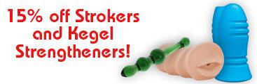 Stroker and Kegel image