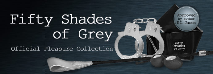 Buy Fifty Shades of Grey Sex Toys Collection