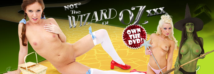 Watch Not The Wizard Of Oz XXX  Videos