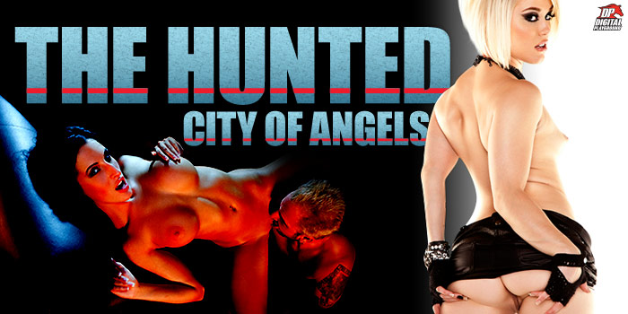Watch The Hunted: City Of Angels from Digital Playground starring Katsuni and Ash Hollywood.
