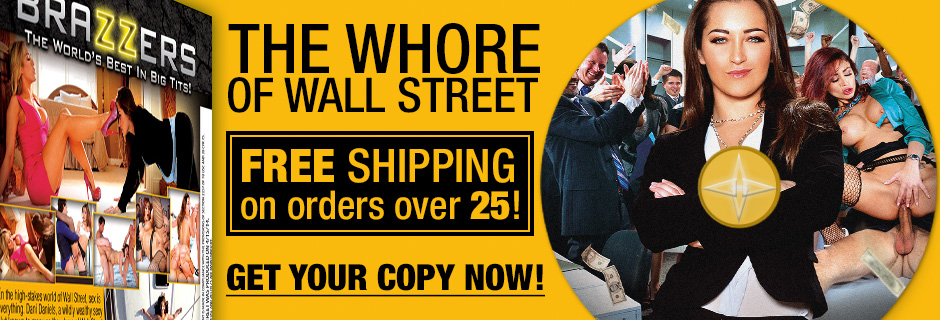 Watch Brazzers DVD Whore of Wallstreet on DVD at the official Brazzers store.